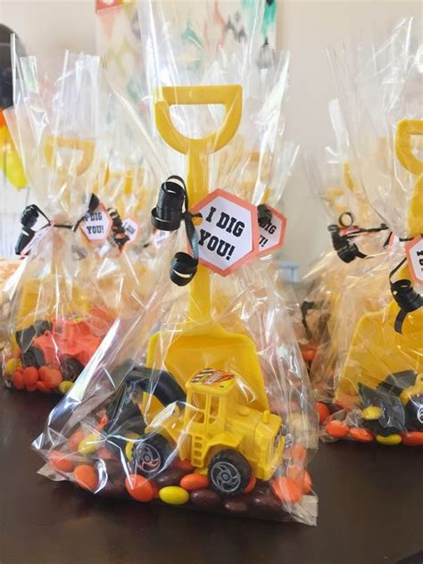 I Dig You Party Favors | budget birthday favor ideas pretty my party