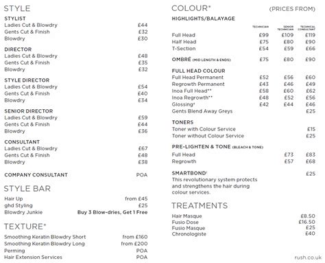 regis salon cribs causeway regis salon cribs causeway haircut prices at regis salons