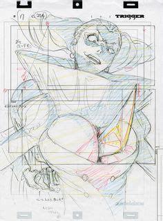 animation camera layout genga mahoromatic yoh yoshinari genga layouts