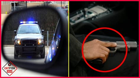 why do cops touch your light wondered why cops touch your light when they