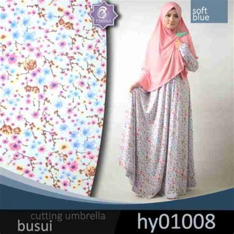 Gamis Maxi Umbrella Jersey Busui baju gamis jersey maxi busana muslimah umbrella