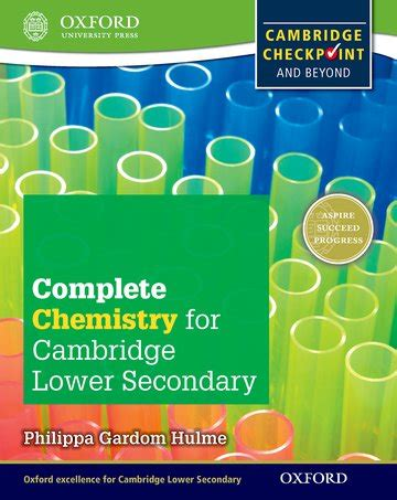 libro complete chemistry for cambridge complete chemistry for cambridge lower secondary oxford university press