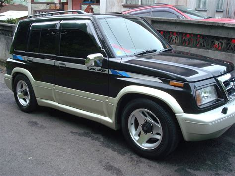 Suzuki Escudo 1997 Fongsi 1997 Suzuki Vitara Specs Photos Modification Info