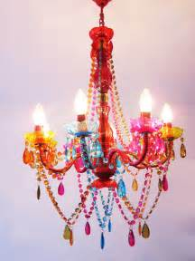 Colored Chandeliers Modern Colorful Chandelier Contemporary