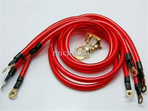Grounding Wire Kit Hks hks grounding wire kit racing car ground wire earth wires kit of 5 with accessories color