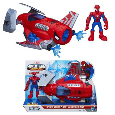 Spider Strike Vehicle spider spider strike plane vehicle playskool