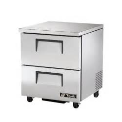 true tuc 27f d 2 27 quot undercounter freezer with two