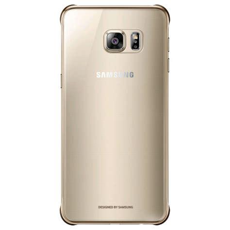 Samsung Official Clear Cover Samsung Galaxy S6 Edge Gold official samsung galaxy s6 edge plus clear cover gold reviews mobilezap australia