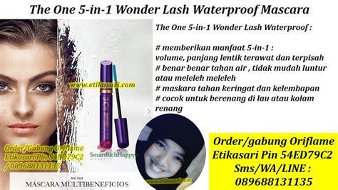 Harga Dan Merk Maskara Waterproof ceria banjir order the one 5 in 1 lash waterproof