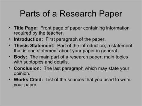 how to write a 6 page research paper writing a 6 page research paper