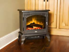 dimplex lincoln pewter freestanding electric stove ds5629gp