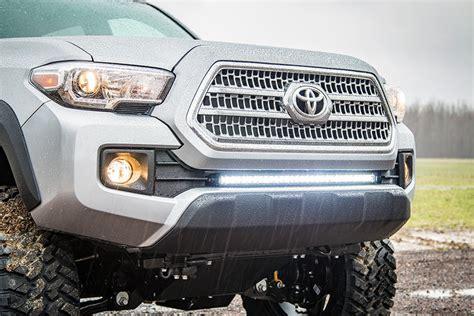 light bar for 2017 tacoma 2016 tacoma 30 quot light kit lower grille