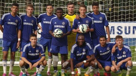 under 18s news teams official site chelsea football club under 18s report chelsea 12 aston villa 2 news