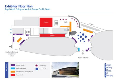 floor plan live bsgct annual conference 2017