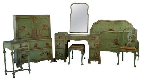 1920s Bedroom Furniture by 1920s Chinoiserie Bedroom Set Bedroom Furniture