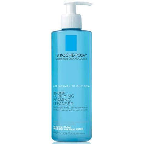 Purifying Cleanser Normal To la roche posay toleriane purifying foaming wash cleanser for normal to sensitive skin