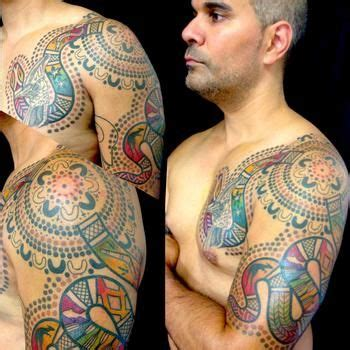 aboriginal tattoos 1000 ideas about aboriginal on