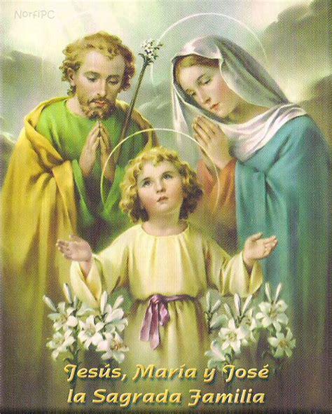 imagenes de jesus jose y maria imagen de jes 250 s mar 237 a y jos 233 la sagrada familia