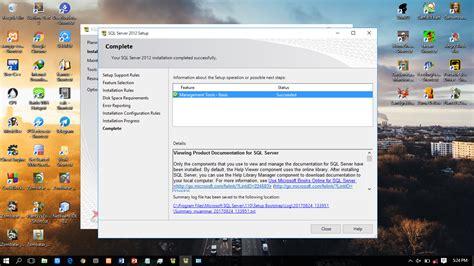 tutorial windows server 2012 lengkap tutorial lengkap cara menginstal sql server 2012 zoro tekno