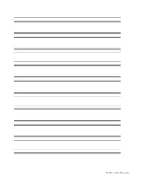 printable sheet music paper blank music staff clipart clipart panda free clipart