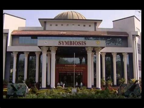 Is Symbiosis A College For Mba by Symbiosis Institute Of Management Studies Sims Pune