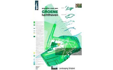Design West Management | landscaping schiphol airport scenario journal