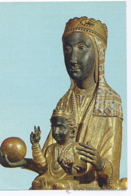 imagenes religiosas barcelona esta virgen de montserrat comprar postales