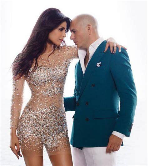 priyanka chopra english album songs photos priyanka chopra s exotic stills with pitbull