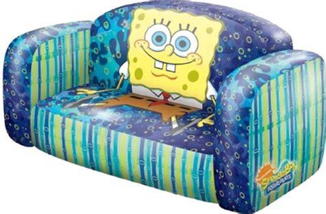 spongebob sofa bed image gallery spongebob couch