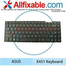 Keyboard Asus X451 X451c X451ca X451m X451ma X451e X453m X453ma Laptop keyboard x451 price harga in malaysia wts in lelong