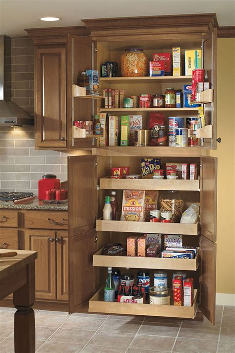 24 Inch Pantry 24 Quot Pantry Supercabinet Aristokraft Cabinetry