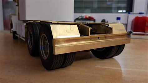 build a kenworth custom build of a kenworth c509 as autralian roadtrain