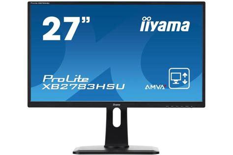 test b1 iiyama prolite xb2783hsu b1 le test complet 01net