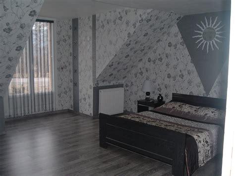 chambre et blanche chambre grise et blanche photo 1 2 chambre noderne de