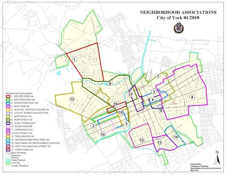 Mba In Pennyslvania by Neighborhood Associations City Of York Pennsylvania