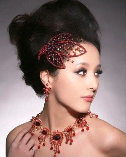 latest pakistani and indian eid hairstyle hair accessories 2014 latest pakistani and indian eid hairstyle hair accessories