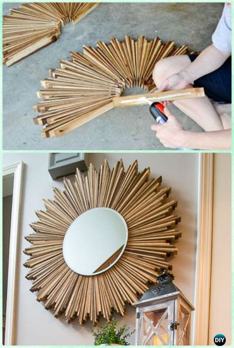 decorative frame ideas diy decorative mirror frame ideas and projects picture