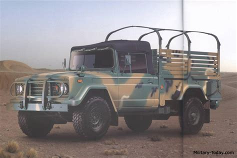 Army Kia Kia Km450 Light Utility Vehicle Today