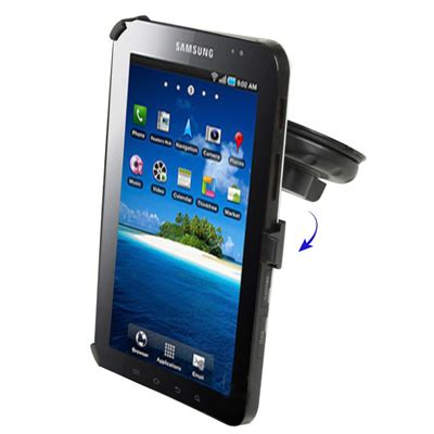 car holder for samsung galaxy tab 7 p1000 support 360