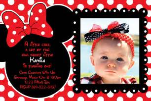 custom red and black polka dot minnie mouse by