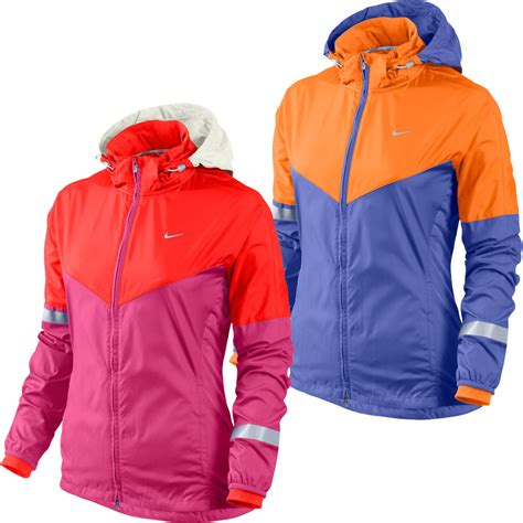 Jaket Running Nike Waterproof Ungu 1 wiggle nike vapor jacket running waterproof jackets