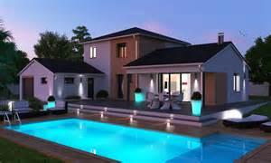 maison 4 chambres corail construire