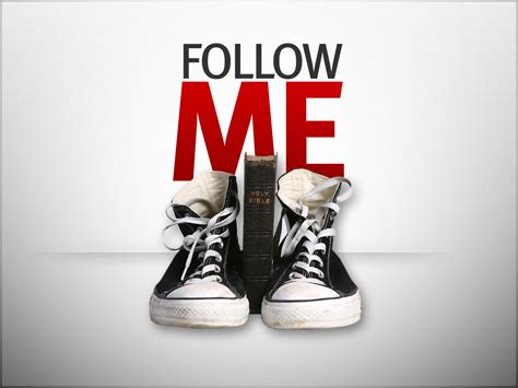 Follow Me by Timeless A Pastor S Follow Me