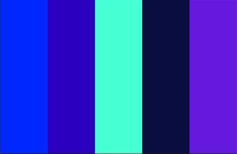 cobalt blue color color scheme mint cobalt blue purple navy blue