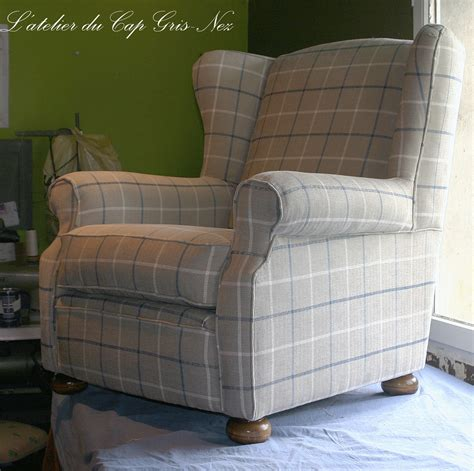 fauteuil anglais tissu l atelier du cap gris nez