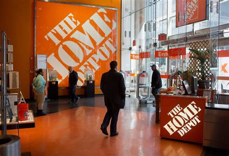 teams up with home depot everything pr news