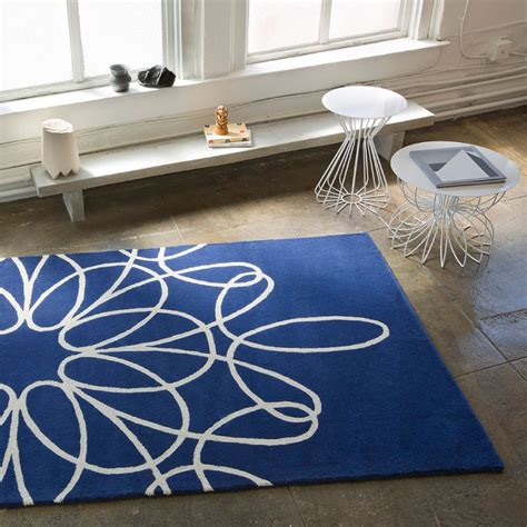 Decor Rugs by Decor Blue And White Rug Choose The Blue And White Rug