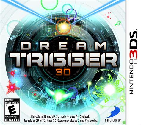 Triger 3d trigger 3d nintendo 3ds ign