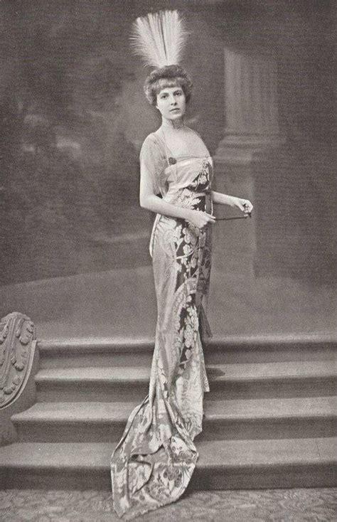The Belle Poque 1890 To 1914 Grand Ladies Gogm | 1913 marquise de ludre grand ladies gogm