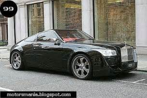 Sporty Rolls Royce Rolls Royce Sports Car 10pics Curious Photos